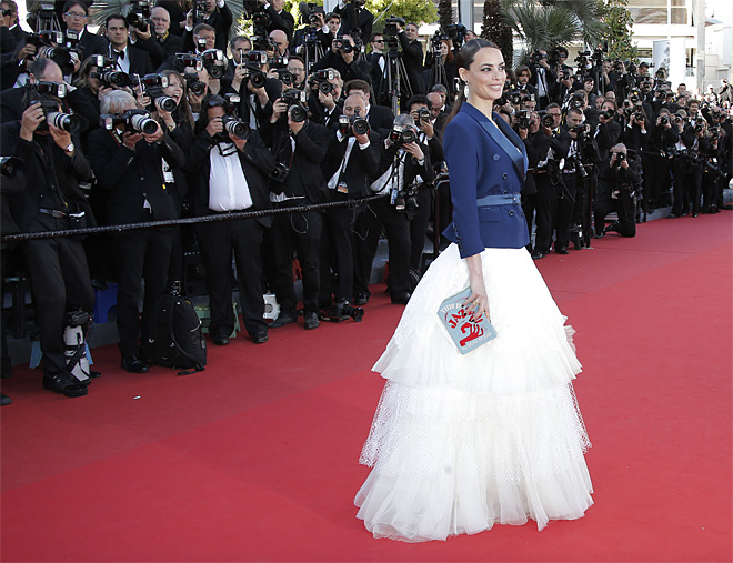 APTOPIX France Cannes The Past Red Carpet