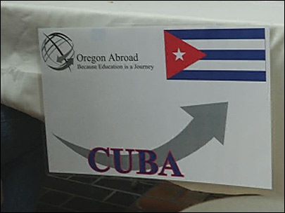 Ore. students granted trip to Cuba: &apos;To see a country that&apos;s lost in time&apos;