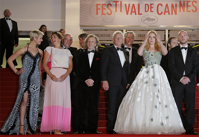 France Cannes Borgman Red Carpet