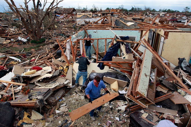 Is your homeowners insurance adequate for a disaster?
