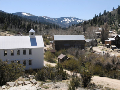 Silver City in Idaho clinging to roots, ghost town status