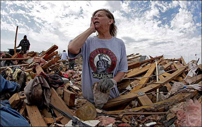 Don't get scammed when donating to help tornado victims