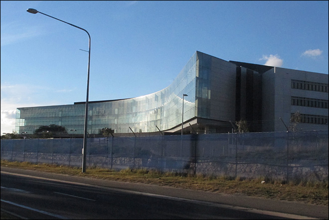 Report: Plans for Australia spy HQ hacked by China
