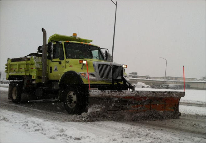 Canadian snowplow operator pleads guilty to drunk driving