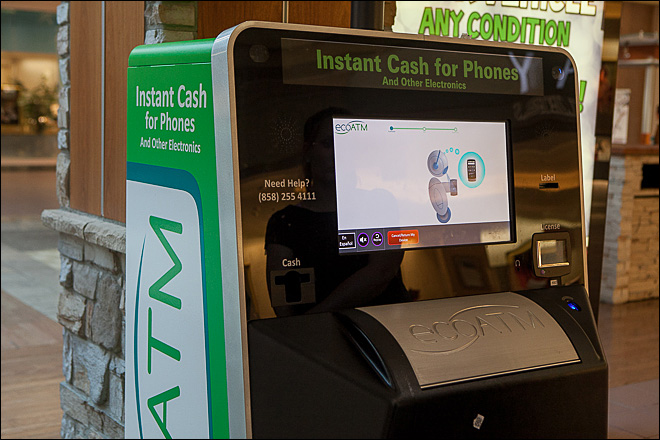 Can automated kiosks actually help catch cellphone thieves?