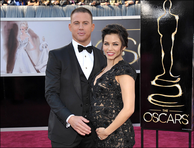 It's a girl for Channing Tatum and Jenna