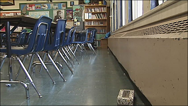 Eugene schools use bond measure money to repair 'unsafe' schools