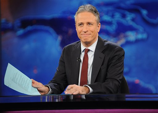 Jon Stewart taking 'Daily Show' break to make a movie