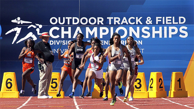 NCAA Track Championships Track and Field