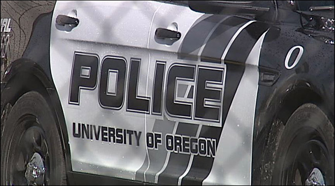 UO police officers allowed to carry guns starting fall term