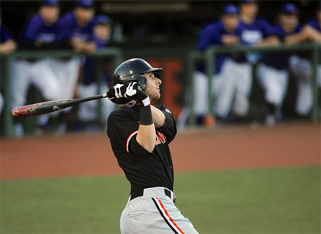 NCAA Oregon St Kansas St Baseball