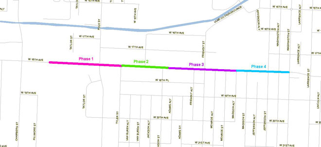 Are you ready for some roadwork? 18th Avenue project starts this week