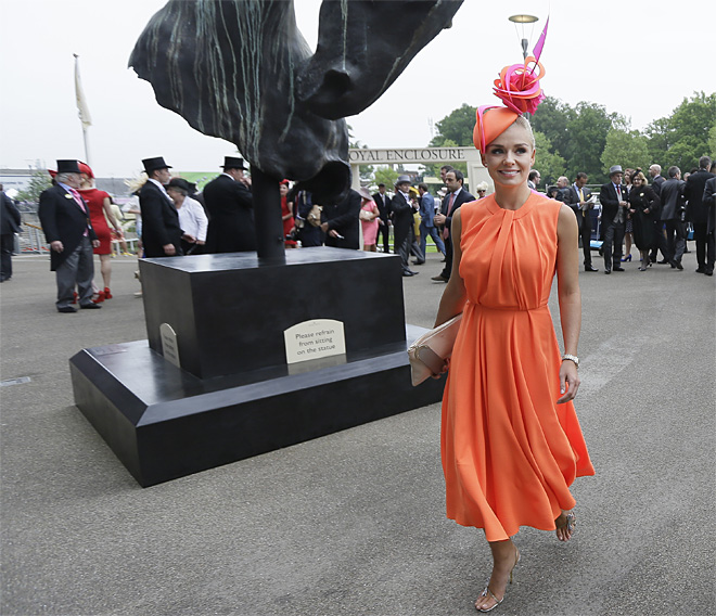 Britain Royal Ascot