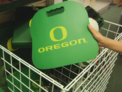 Oregon proposes limits on cushion size in Autzen Stadium