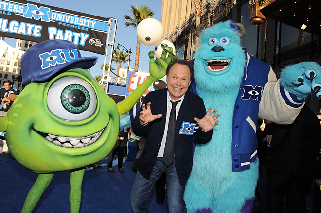 APTOPIX World Premiere of Monsters University - Red Carpet