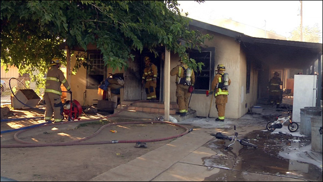 Fire department: Kid playing with lighter caused deadly blaze
