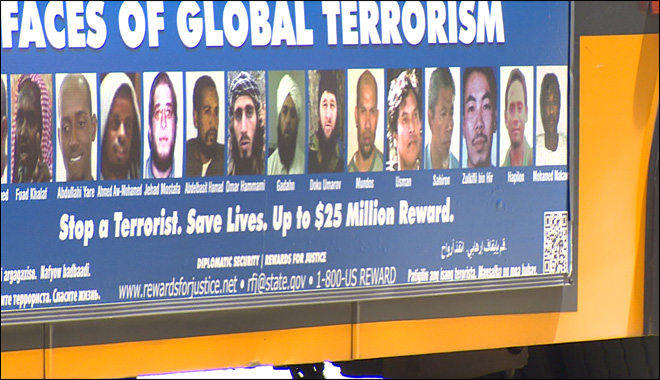 'Faces of Global Terrorism?' McDermott has problem with Seattle ad campaign