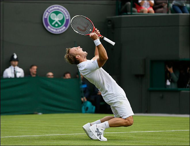 Wimbledon's great upset: Nadal loses to 135th-ranked player