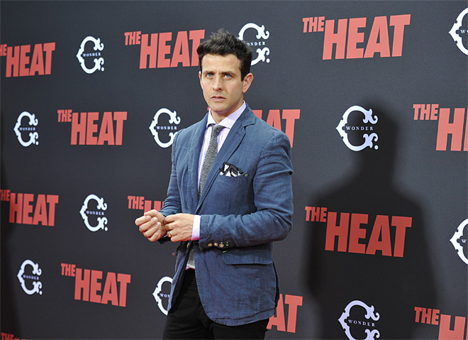 NY Premiere of The Heat