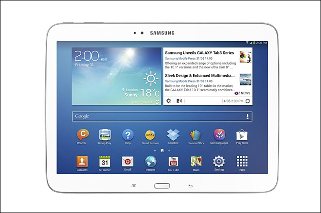 New Samsung tablets mimic Galaxy phones