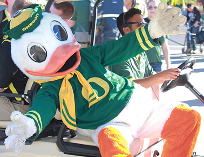 Duck fans on edge: 'I'm hoping it won't be too serious'
