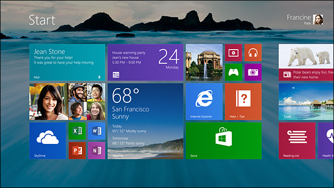 Microsoft to unveil latest tweaks to Windows 8