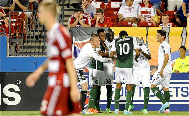 Timbers beat FC Dallas 3-2 in US Open Cup