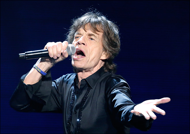 Mick Jagger: Teaching school might have been nice