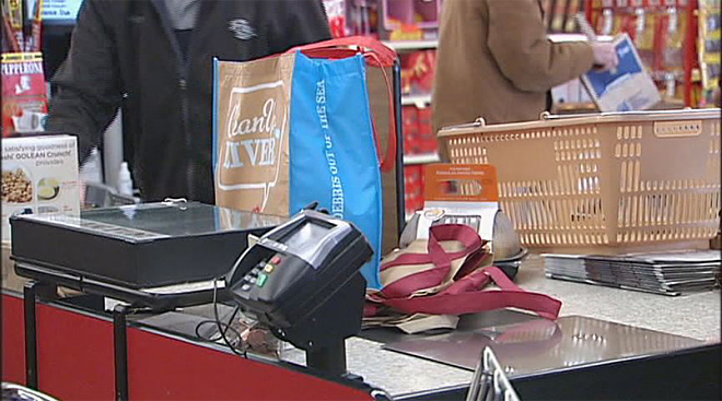 'Bag ban' reaches smaller Corvallis shops
