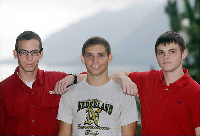 Band of Brothers: 3 Texas siblings at West Point