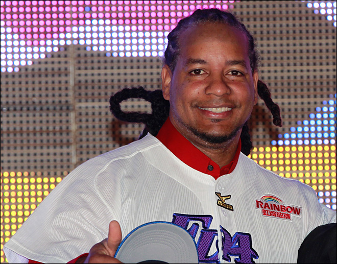 Manny Ramirez released from minor deal by Rangers