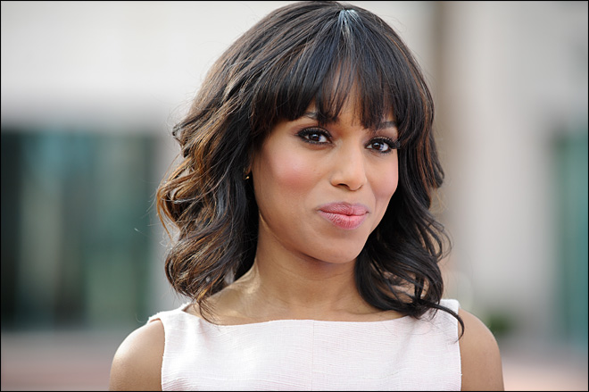 It's a girl for Kerry Washington and husband