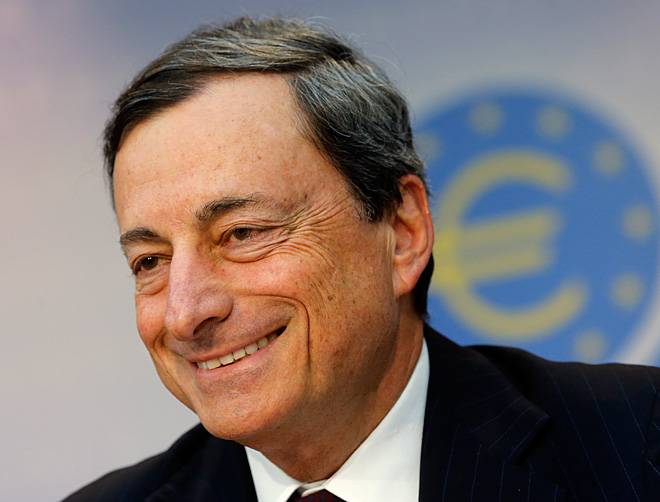 European Central Bank says rates low 'for extended period'