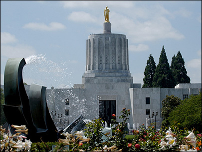 Oregon lawmakers will have to re-balance budget