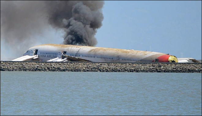 2 killed as Boeing 777 crashes on landing in San Francisco