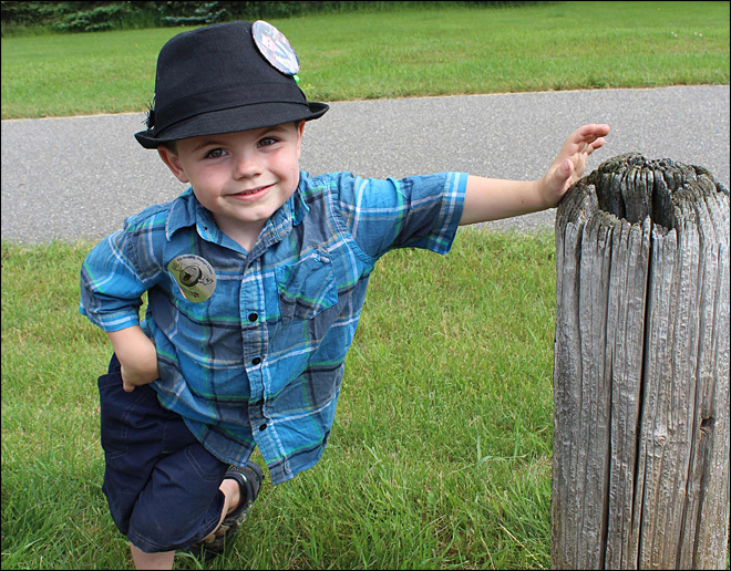 Minnesota town has 4-year-old boy as mayor