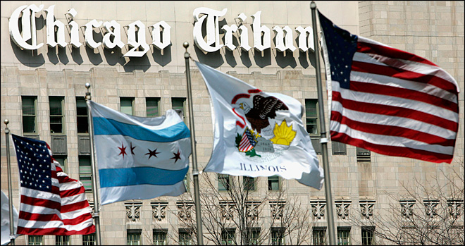 Tribune plans to split into 2 companies