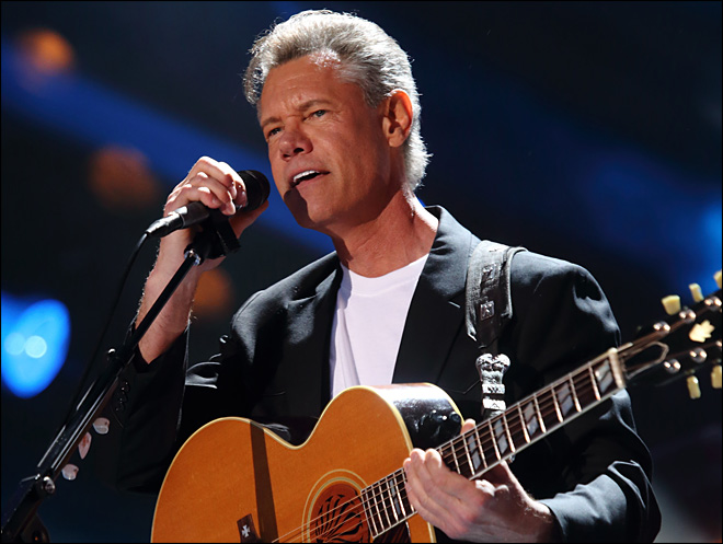 Doctors: Singer Randy Travis awake after stroke