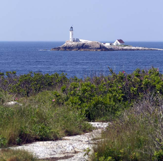 Travel Trip Isles of Shoals