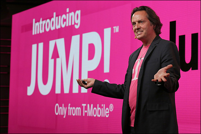 T-Mobile to allow frequent phone upgrades for monthy fee