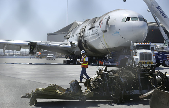 ID emerges of third girl to die of SF plane crash