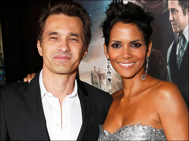 Halle Berry ties knot at French chateau