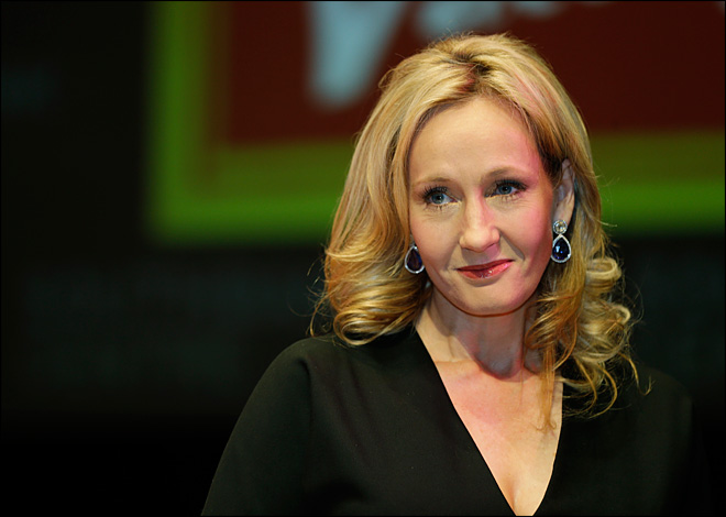 J.K. Rowling revealed as writer of 'debut' crime novel