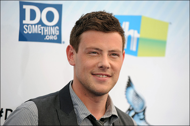 'Glee' convention becomes memorial for Monteith