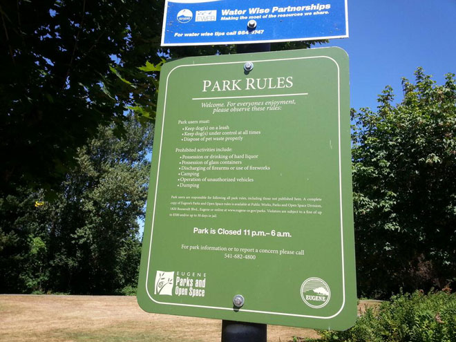 Park Watch: Digital tool taps public's help monitoring city parks