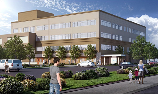 New mental health facility in the works at Peace Health