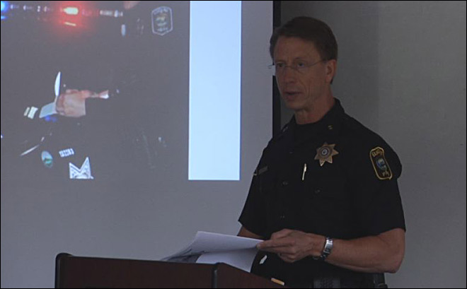 Eugene police see slight crime increase during 2012