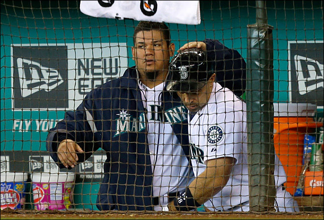 M's hope Ibanez, young core thrive in 2nd half