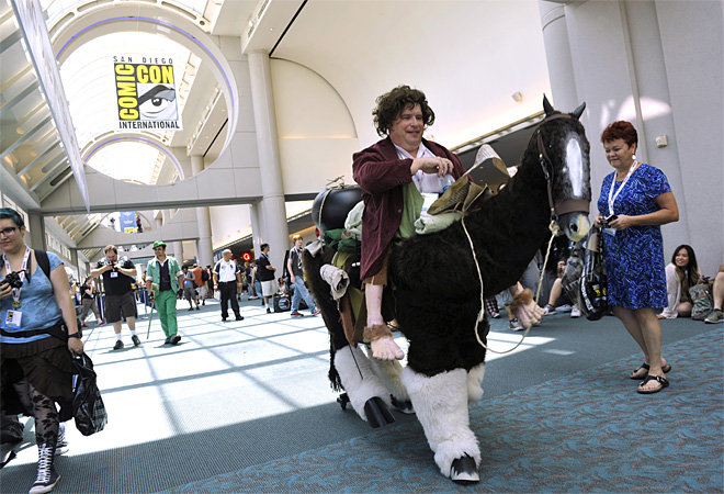 2013 Comic-Con - General Atmosphere