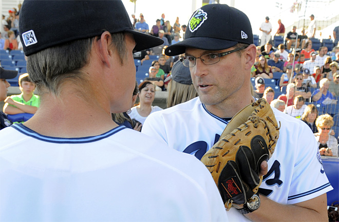 Parkinson's disease takes promising catcher out of the game